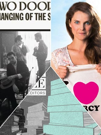Read, Watch, Play: Female Empowerment, Darcy, & Fresh Starts