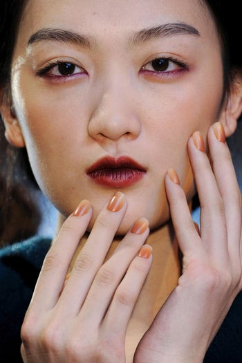 fashion-week-fall-2012-nails-christian-cota