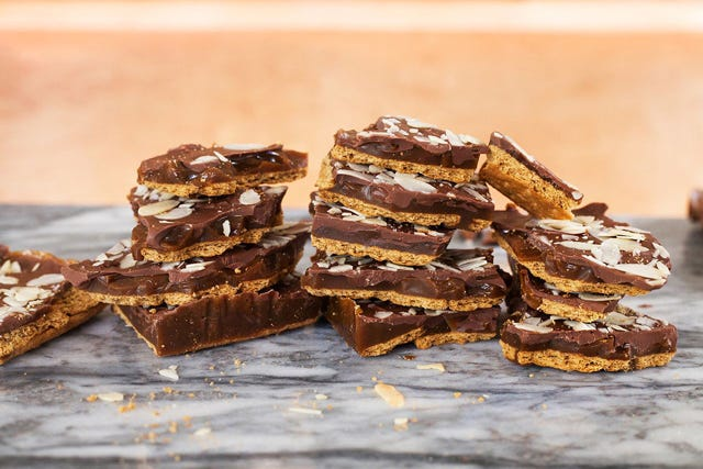 Sweet & Salty Toffee: The Only Holiday Recipe You Need
