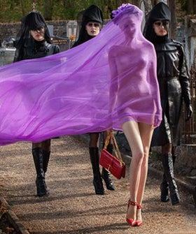 CR Fashion Book- Carine Roitfeld Magazine Preview