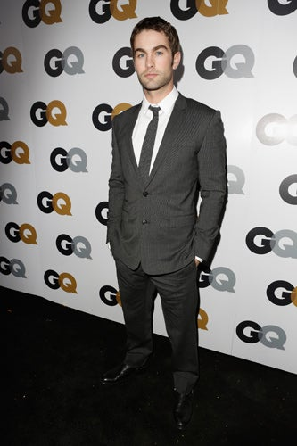 Actor-Chace-Crawford-arrives-at-the-GQ-Men-of-the-Year-Party,-courtesy-of-Grey-Goose