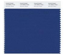 Move Over Tangerine Tango — Monaco Blue Is Pantone's Color Of Spring '13
