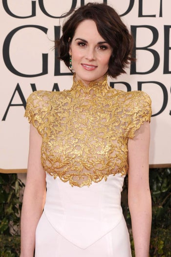 golden-globes-beauty-michelle-dockery