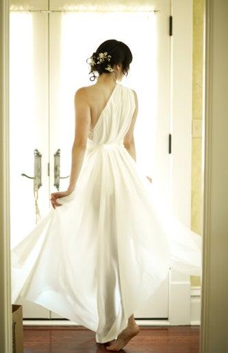 Alternative wedding dresses alternative bridal for Alternative dresses for weddings