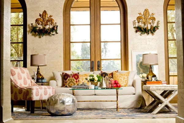 Nicole richie holiday decorating joss and main sale Home decor joss and main