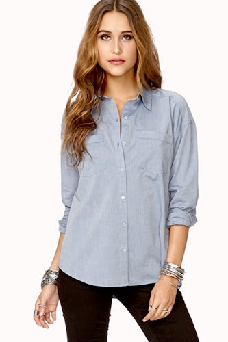 SOFTCHAMBRAY-forever21-17.80