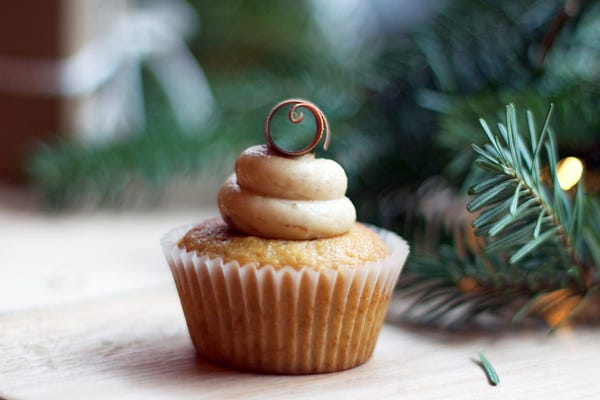 A Perfectly Boozy Cupcake Recipe From Prohibition Bakery