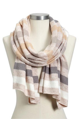 "Old-Navy,-""Women's-Multi-Stripe-Sweater-Knit-Scarves"",-Old-Navy,-$16"