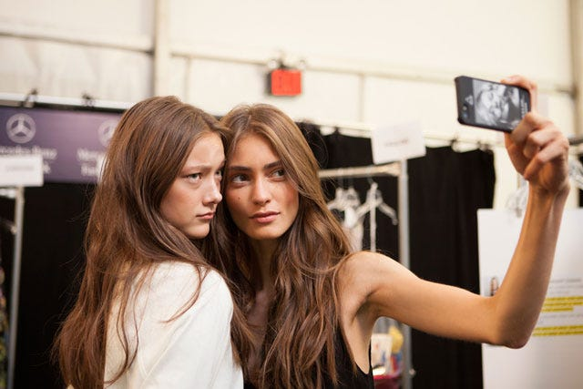 Why We Take Selfies—& Why It's Okay