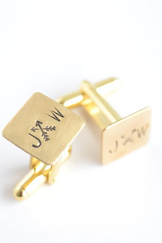 Personalized-Cufflinks