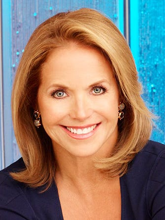 Katie Couric Cancels Talk Show, Trades Daytime TV For The Internet