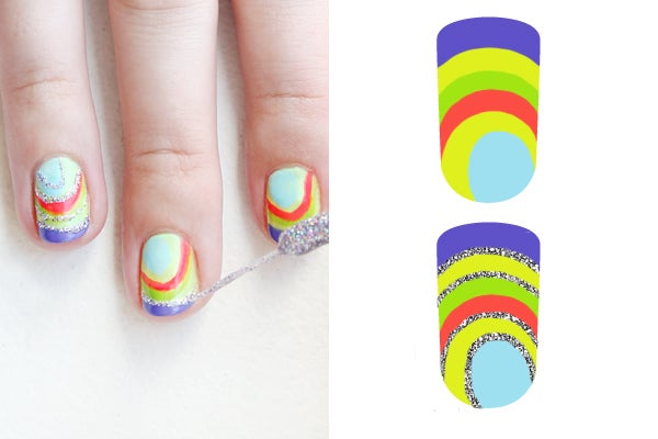 lisa-frank-nail-art-unicorn-3