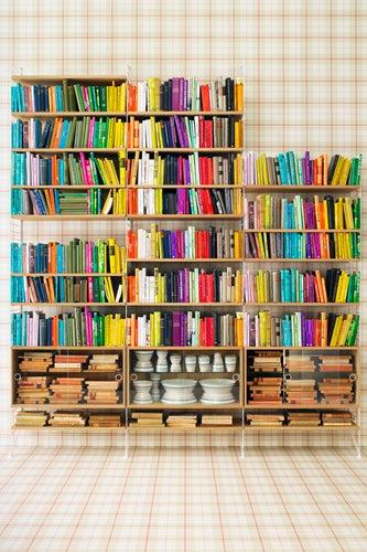 Bookshelf Organization How To Organize Your Books