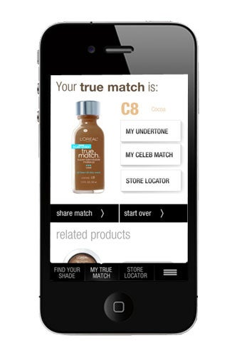 best-beauty-apps-true-match