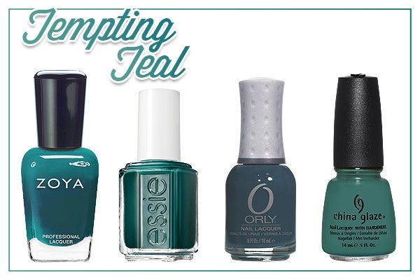 fall-nail-trends-teal