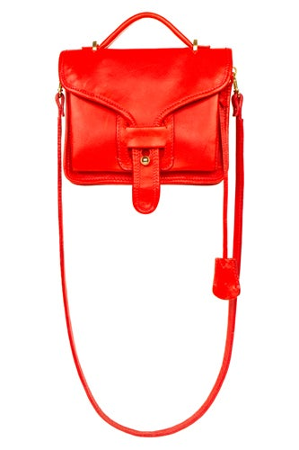 OCLA Red Leather