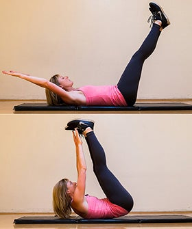 Steal Miss America's Bod With This 15-Minute Workout
