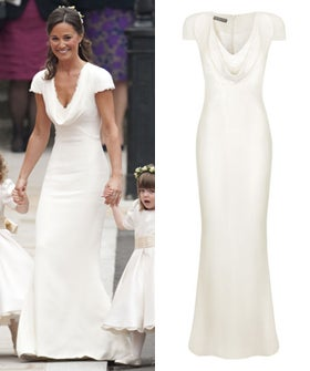 Buy pippa middleton 39 s royal wedding dress pippa mcqueen for Pippa middleton wedding dress buy