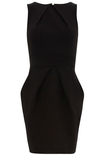 Dorothy Perkins Pleat Dress