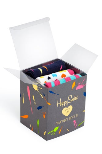 HappySocks-ManishAroraBox-open