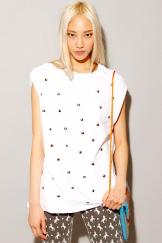 pixie-market-studded-white-top-$68