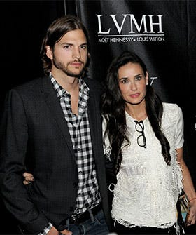 Demi Moore & Ashton Kutcher Are Finally Divorced, Earth Continues To Rotate
