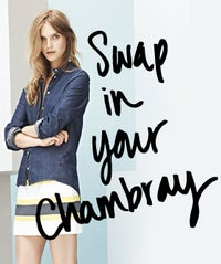 SwapInYourChambray