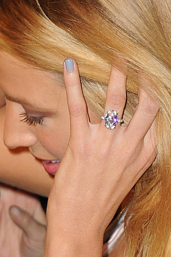 Blake Lively Engagement Ring Photos