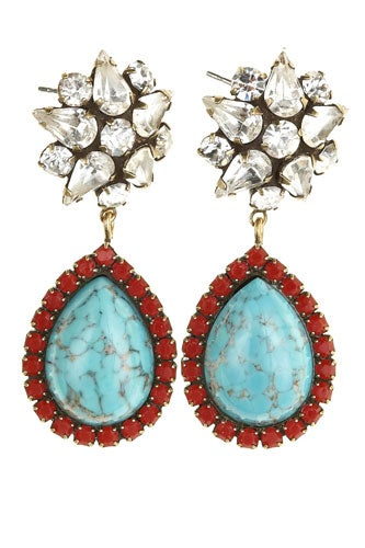 Calypso Loves Dannijo Adriana Earrings