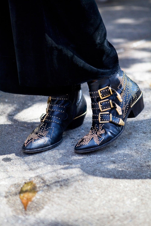 Chloé boots.