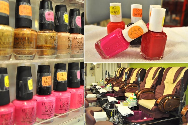 Nail Salon DC - Where to Get A Manicure in DC - Cheap DC