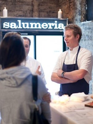 Salumeria and Central Kitchen San Francisco