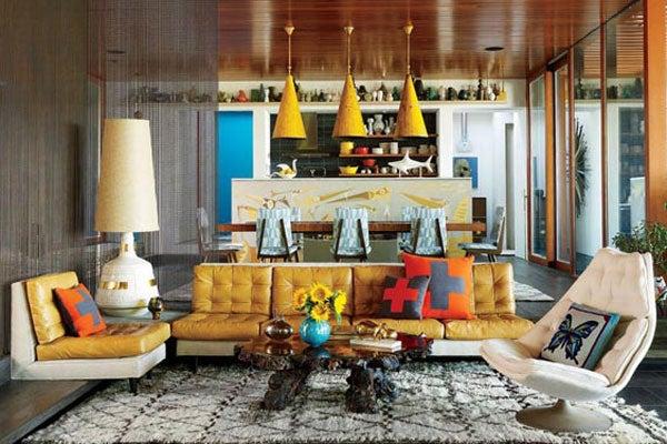 Jonathan Adler Beach House Jonathan Adler In Architectural Digest Inspiration Jonathan Adler Living Room Minimalist