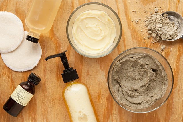 Homemade Beauty Products - DIY Skincare