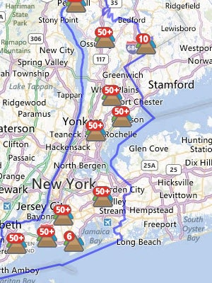 Coned Power Outage Map After Hurricane Sandy