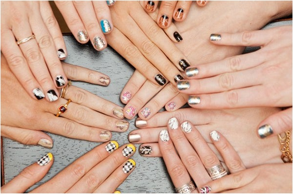 e672877674 2012 could easily have been dubbed The Year Of The Nail. Everyone from  luxury lines to drugstore brands began designing new colors, finishes, and  concepts ...