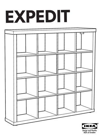 newest 5d418 99cec IKEA Discontinues Expedit Bookshelves - Home Furniture