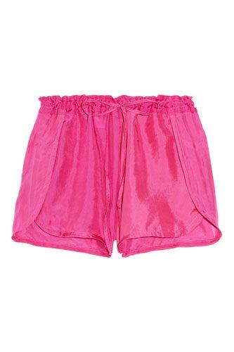 Tara Matthews Silk Shorts