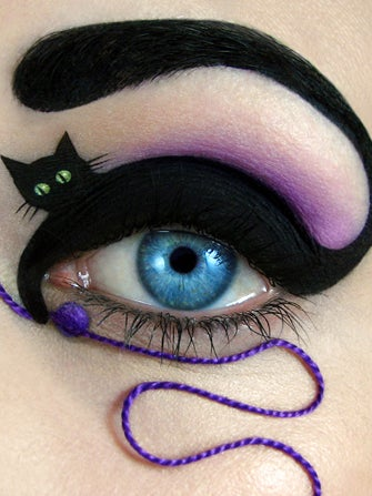cat eye embed