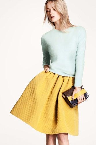 Oversized Skirt