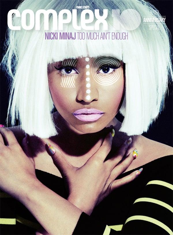 Nicki Minaj Complex Magazine Cover - Nicki Minaj Interview