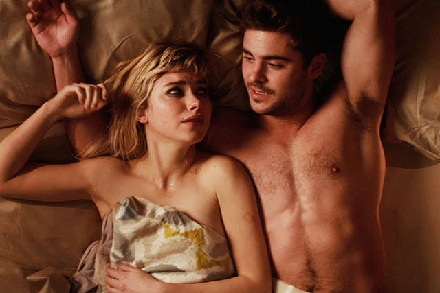 Removed zac efron has sex thank for