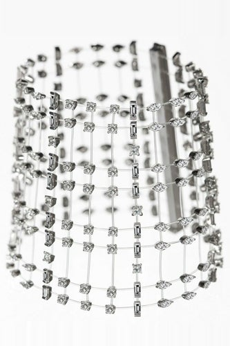 Alexander Fuchs Diamond Bracelet